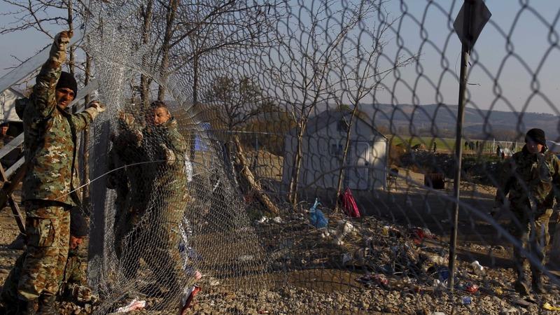New EU border force to stem migration