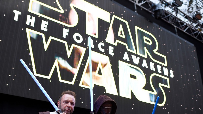 Disney's value awakens with 'Star Wars'