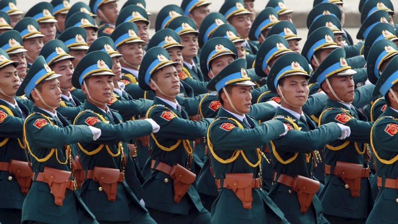 Vietnam gets ready to strike back at China