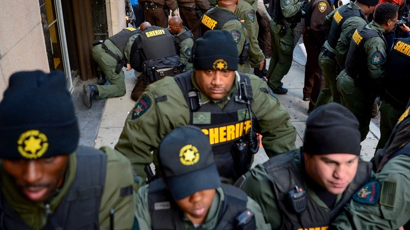 Officials call for calm after Freddie Gray mistrial