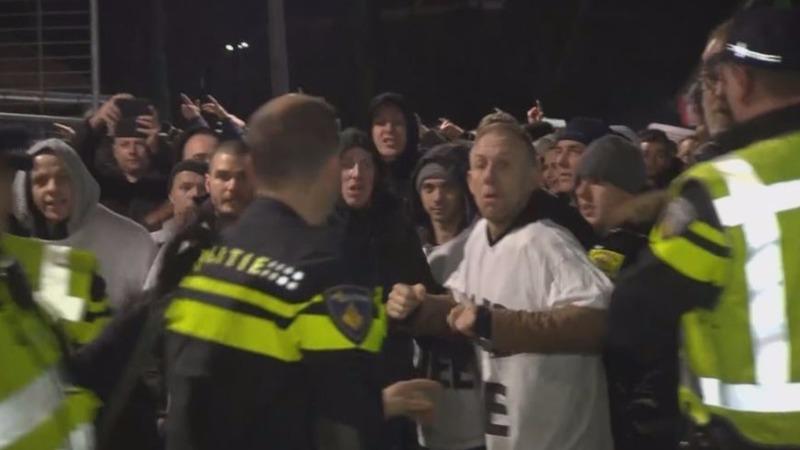 Riot in Dutch town over asylum seeker centre