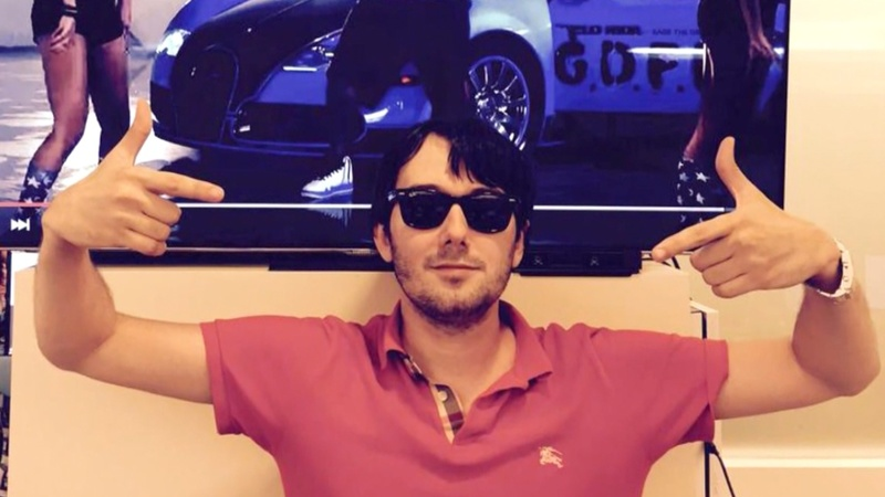 FBI arrests pharma CEO Shkreli