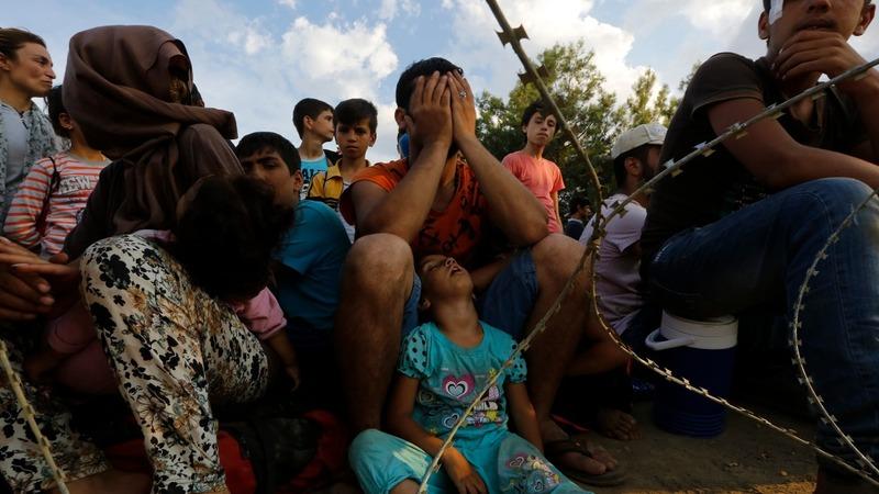 2015: Europe's migrant crisis