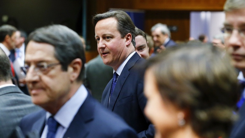 UK PM faces EU talks doubt
