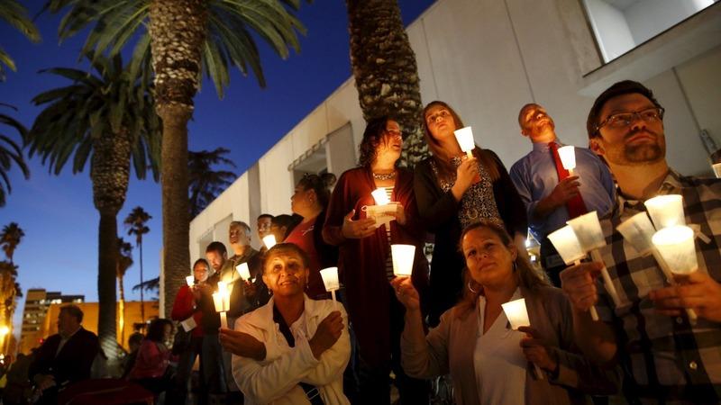 2015: San Bernardino shooting
