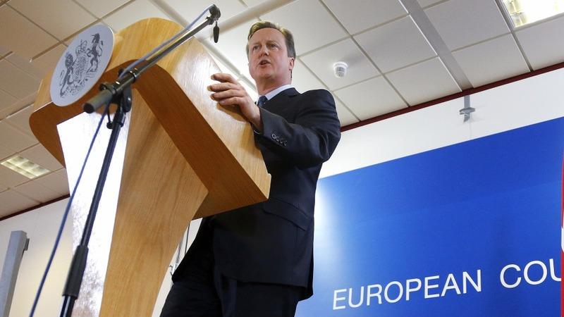 Cameron's key EU talks stutter