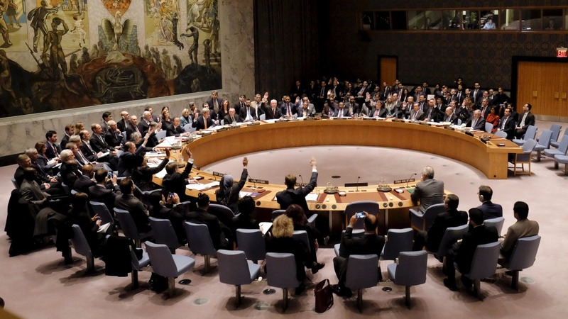 United Nations council endorses Syria peace plan