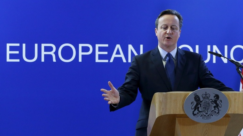 UK exit seen biggest EU risk in 2016