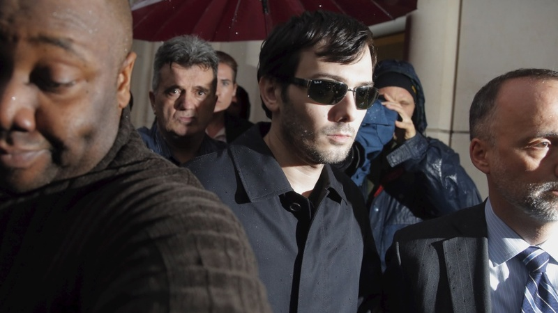 Shkreli says he's been unfairly targeted: WSJ