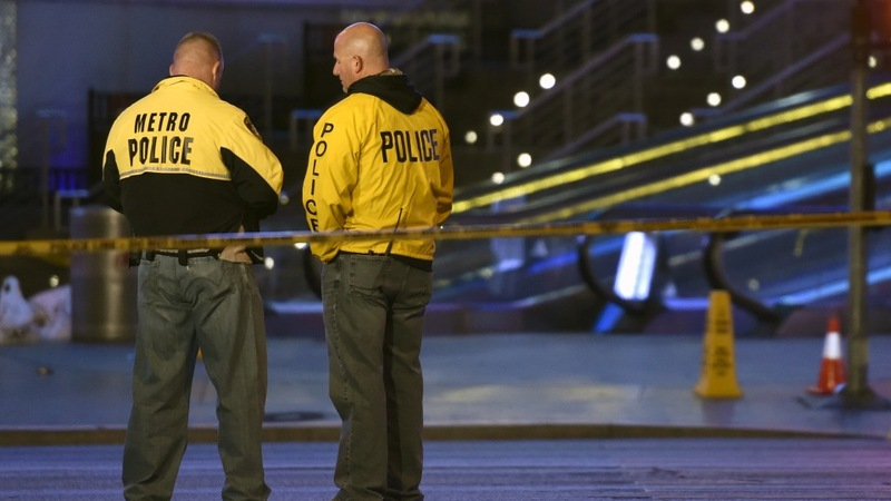 Driver deliberately plowed into Vegas crowd: police