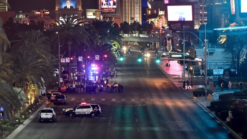 Las Vegas rampage suspect's motives a mystery