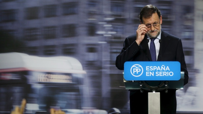 Rajoy tries to build Spanish coalition