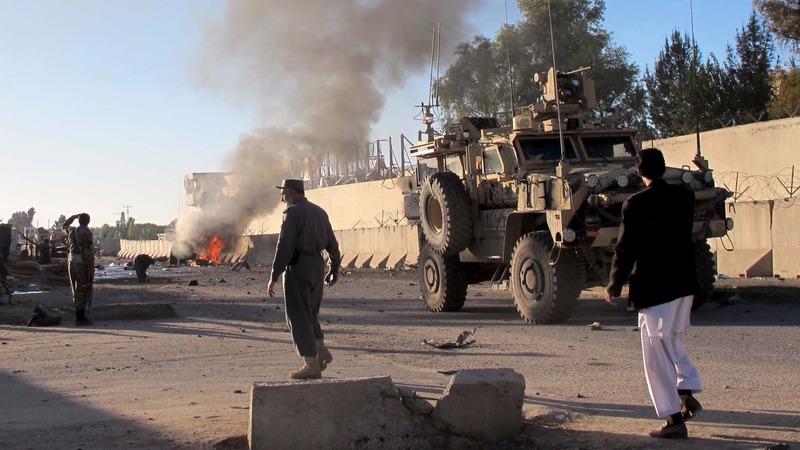 U.S., UK special forces enter Afghan fight
