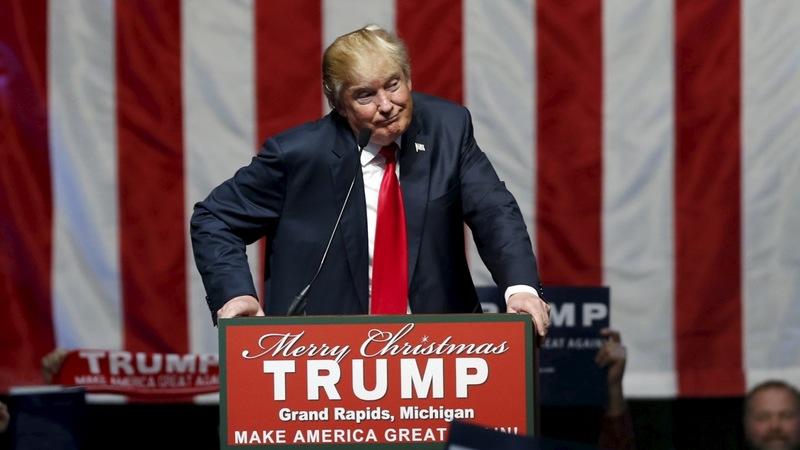 VERBATIM: Trump calls Clinton 'disgusting'