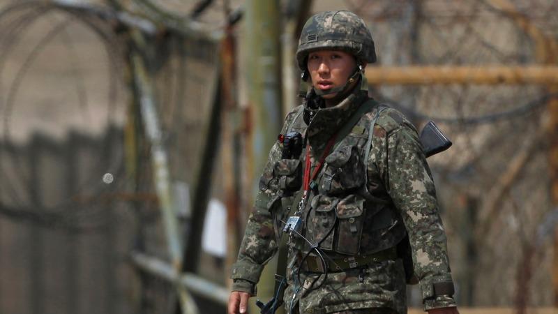 2015: Tension on the Korean border