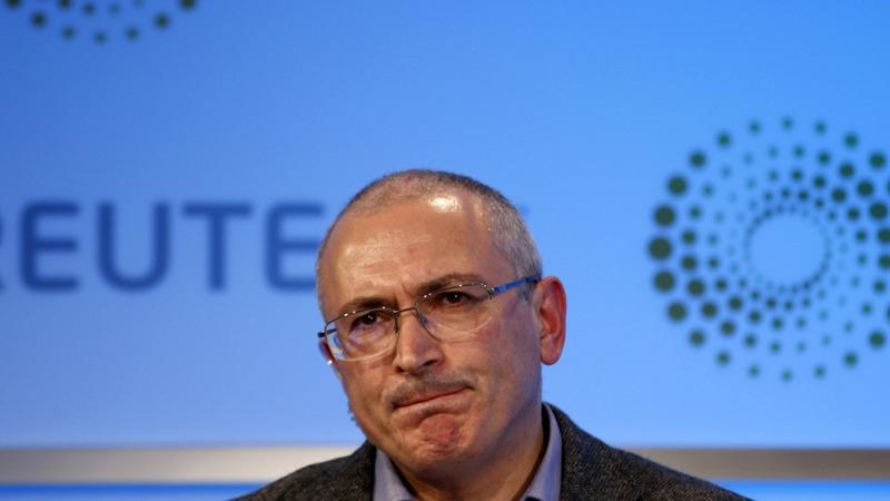 Russia issues Khodorkovsky arrest warrant