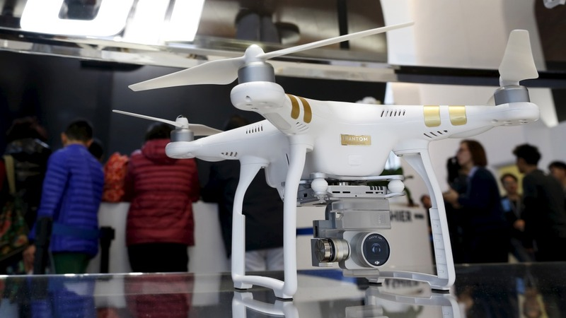 Drones shine a light on Chinese innovation