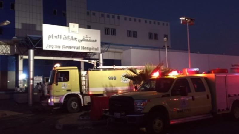 Fire at Saudi hospital kills 25, injures 107