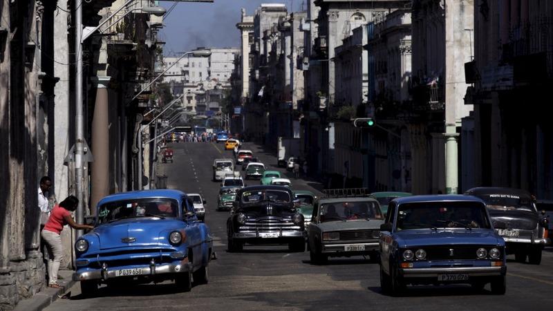 2015: Historic deal normalizes ties between U.S. & Cuba