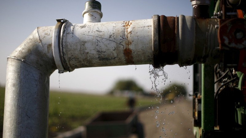 Running Dry: Losing water to leaks in drought
