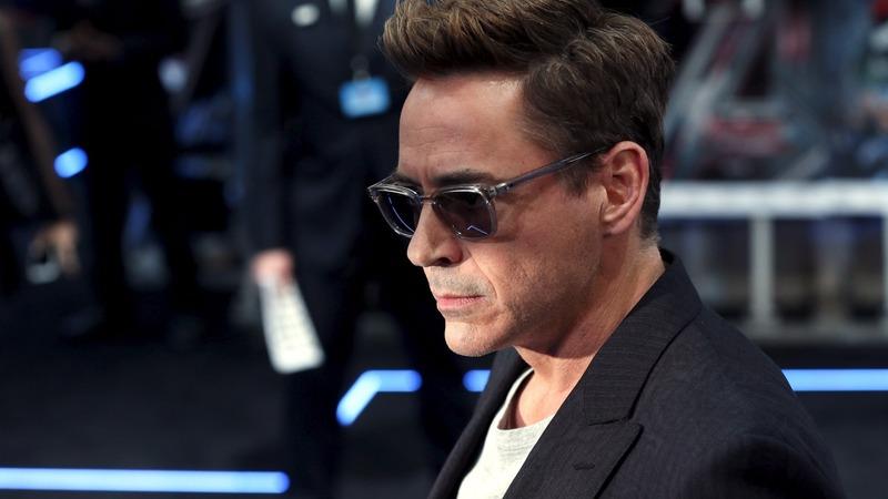 Robert Downey Jr. gets Christmas Eve pardon