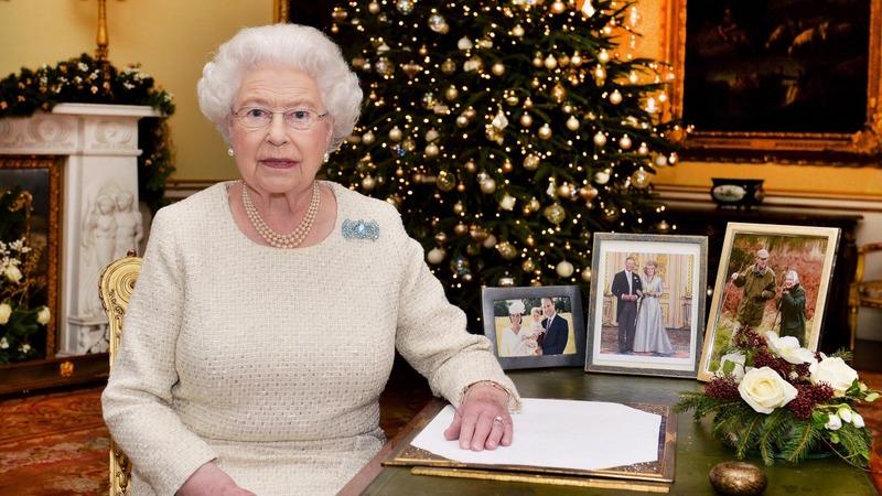 VERBATIM: Queen's Christmas message