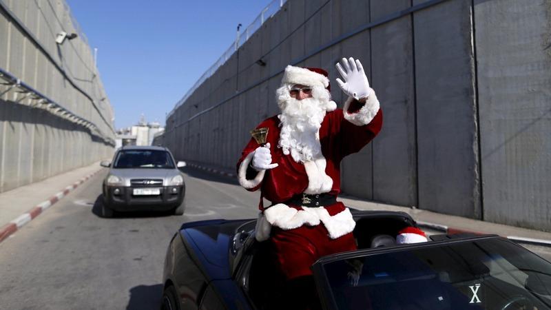 Violence cuts Bethlehem's Christmas tourism