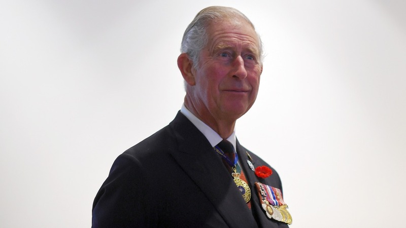 VERBATIM: Prince Charles thanks UK military