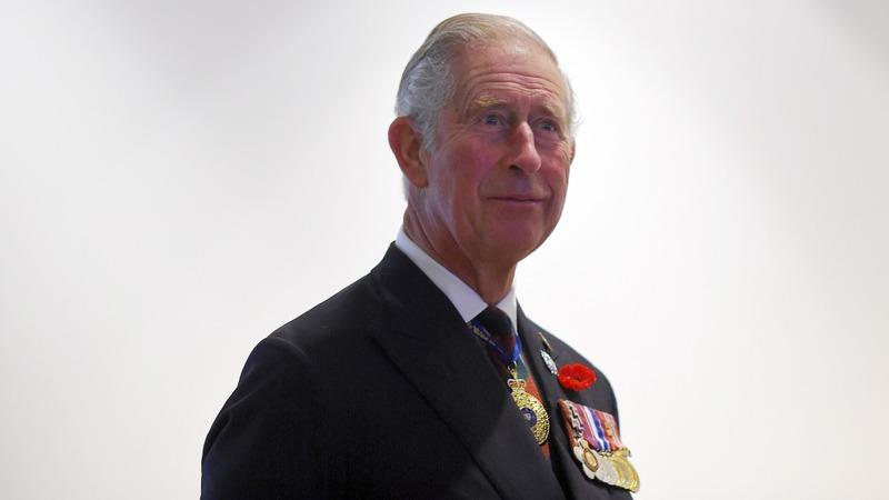 VERBATIM: Prince Charles thanks UK military