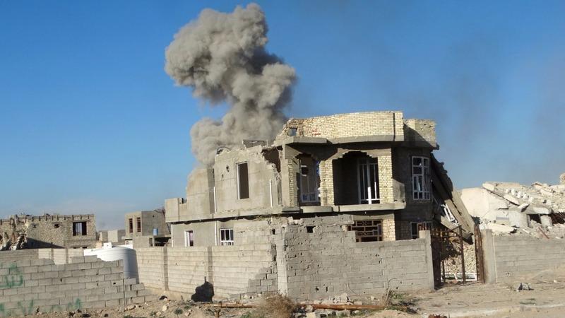 Iraqi troops claim victory in Ramadi