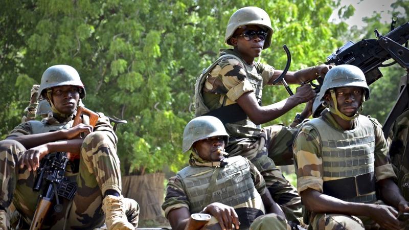 2015: Fighting terror in Niger