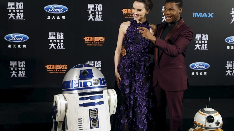 'Star Wars' fastest to billion-dollar box office club