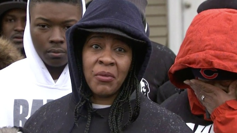 VERBATIM: Mother of Chicago shooting victim speaks out