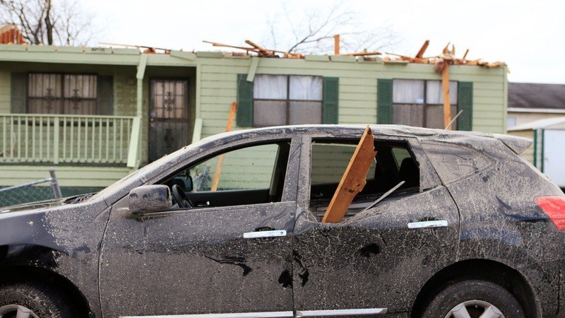 Severe weather kills dozens in Texas and Midwest