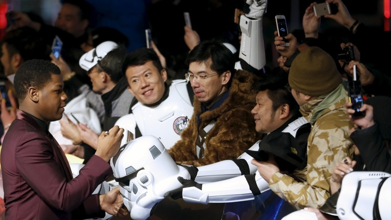 High hopes for Star Wars success in China