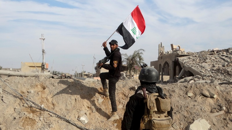 Iraqi forces declare victory in Ramadi