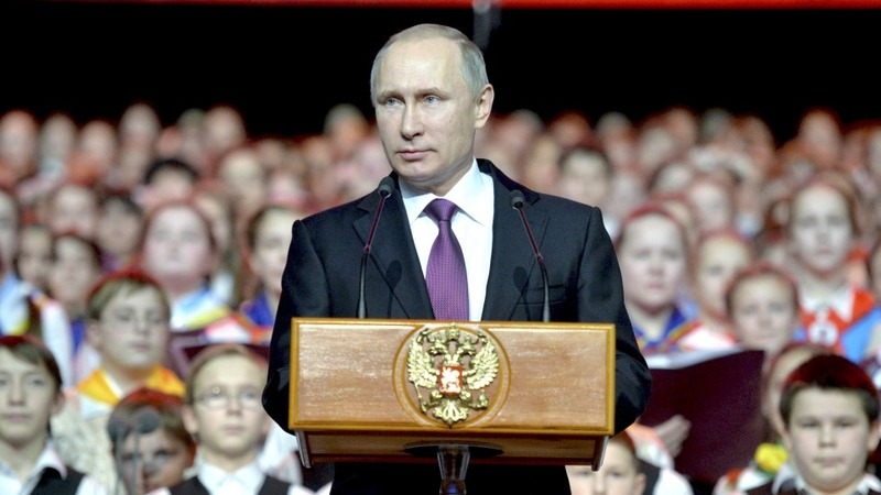 Putin's Syria campaign paying off