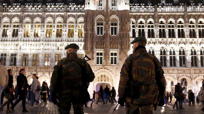 NYE terror plot foiled in Brussels