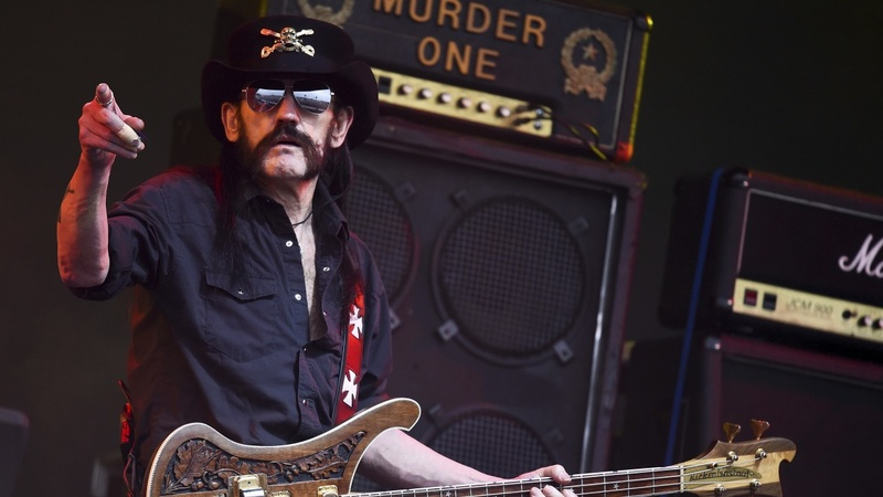 Motorhead's 'Lemmy' dies suddenly