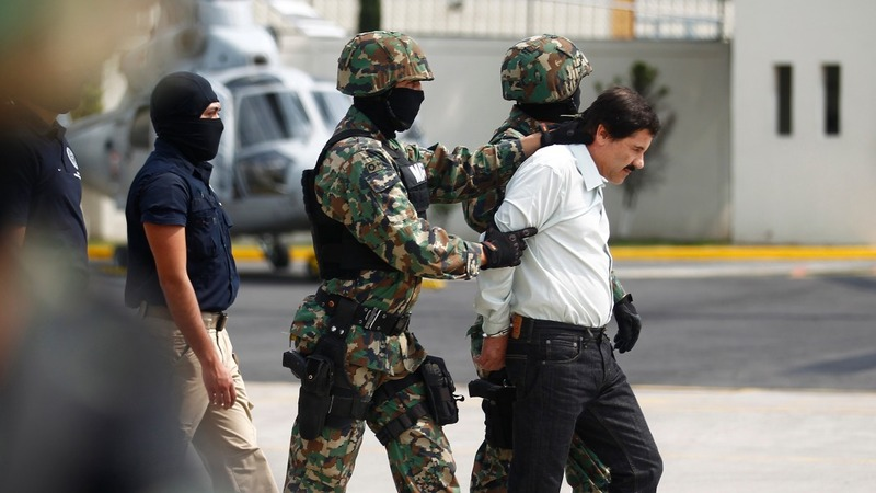 2015: Mexico's most wanted drug lord escapes