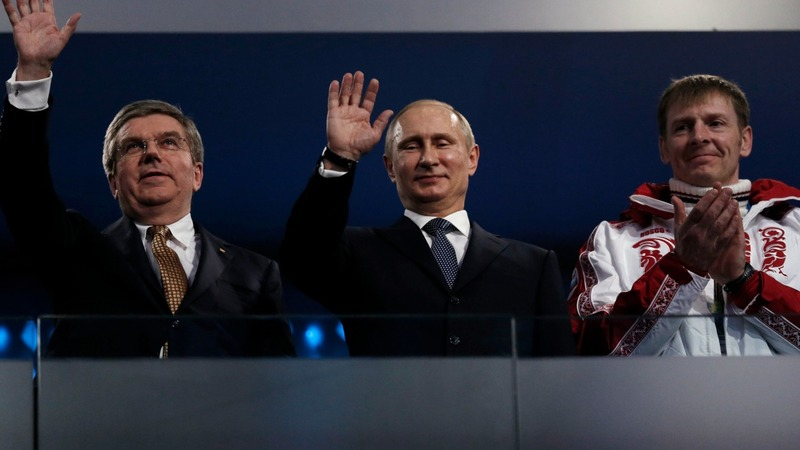 Russia unlikely to compete in Olympics: official