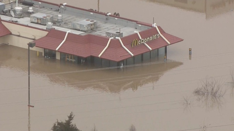 13 dead in 'historic' Missouri floods