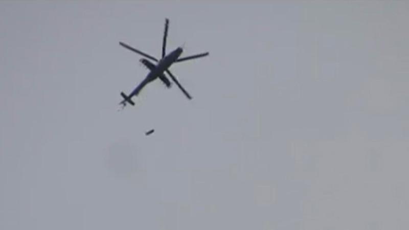Intense fighting in Syria as regime gains ground