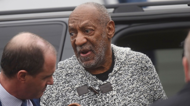 Cosby arraigned on sexual assault charge in PA