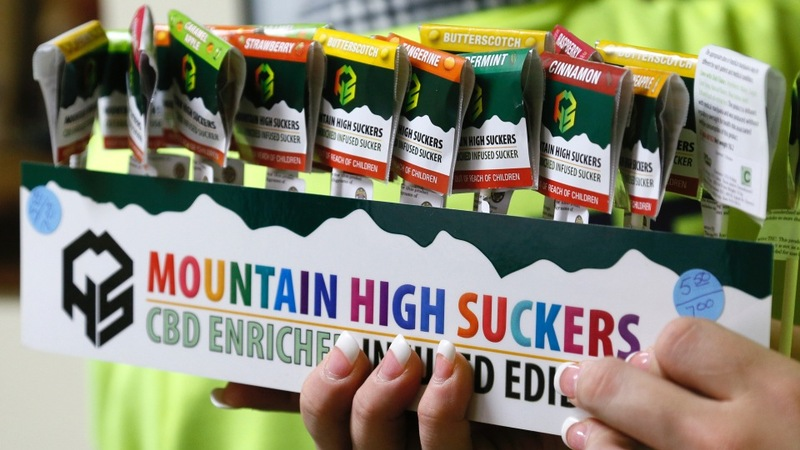 Denver issues largest recall of pot-related products