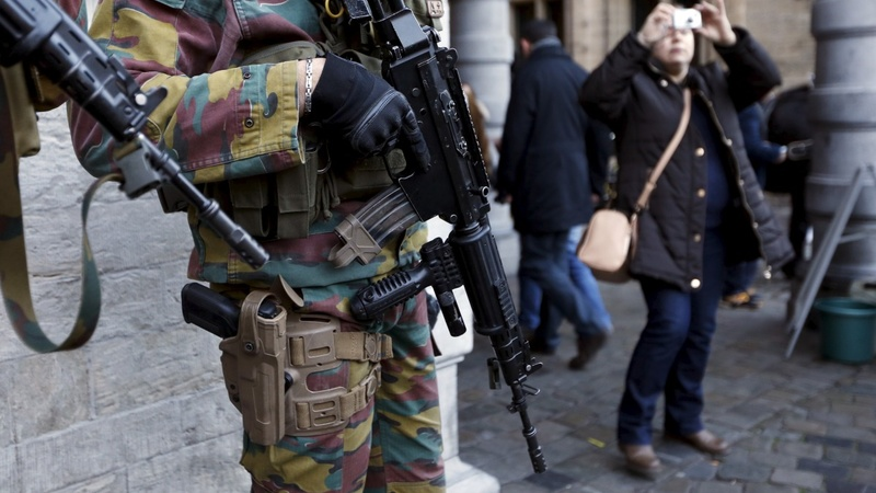 Belgian police arrest six over New Year's plot