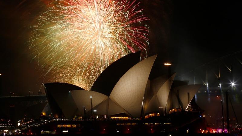 Celebrations begin to usher in 2016