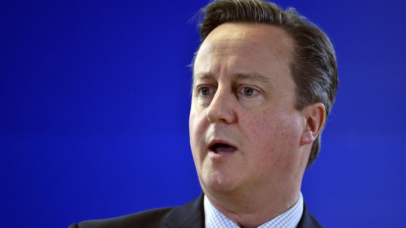 VERBATIM: Cameron's New Year message