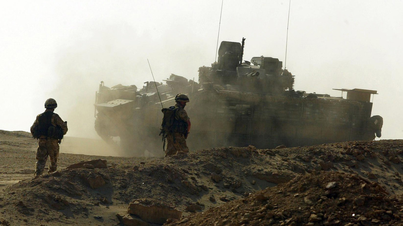 UK Iraq veterans may face war crime charges
