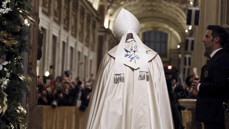 VERBATIM: Pope urges end to apathy